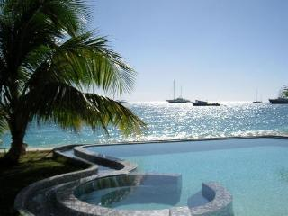 UNFORGETTABLE... indeed! Wonderful beachfront contemporary complex on fabulous - Simpson Bay vacation rentals