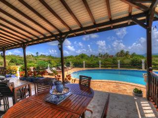 Mahogany - Ideal for Couples and Families, Beautiful Pool and Beach - Guana Bay vacation rentals