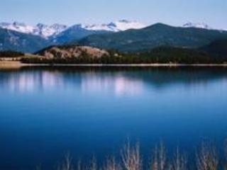 Lake Granby (This is not a view from the Townhome) - Gorgeous Townhome Lake Granby, Colorado - Grand Lake - rentals
