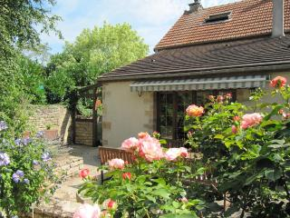 Stone cottage in traditional Burgundy village - Burgundy vacation rentals