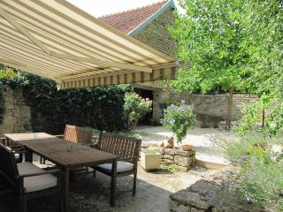 Stone cottage in traditional Burgundy village - Tonnerre vacation rentals