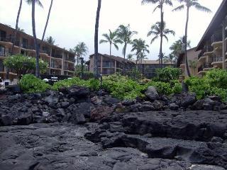 Ocean Front Kona Makai Perfect Sunset Views Furnished 1 bedroom Condo - Kailua-Kona vacation rentals