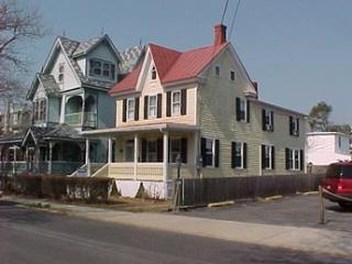 Bright 6 bedroom House in Cape May with Internet Access - Cape May vacation rentals