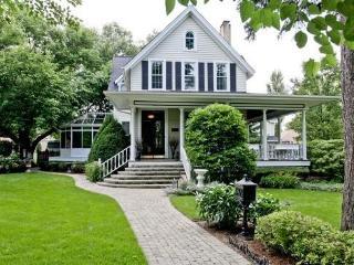Landmark Historic Home / Walk to Train for Chicago - Lemont vacation rentals