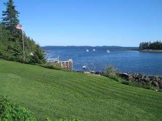 Harcliff-Oceanfront property on Penobscot Bay - Owls Head vacation rentals