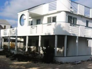 Front of the house- 3 wrap-around decks - LBI Bay-View Beach House - Long Beach Island - rentals