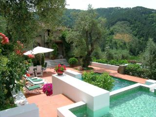 Versilia Villa with Pool near Town - Villa Nocchi - Casola in Lunigiana vacation rentals