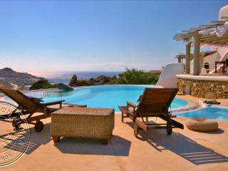-10% OFF MAY & JUNE. Rent Private Villa in Mykonos - Paradise Beach vacation rentals