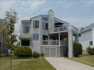 Ideal House with 4 BR & 4 BA in Cape May (92843) - Cape May vacation rentals