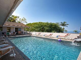 Spectacular Kona Oceanview House w/ Pool Waterfall - Kailua-Kona vacation rentals