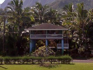 PARADISE FOUND ON KAUAI, HAENA HALE (HAENA HOUSE) - Princeville vacation rentals