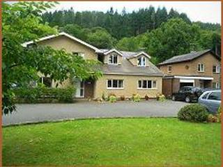 The Acorns main building & a separate entrance for the apartment; Apartment - The Acorns Retreat - Betws-y-Coed - rentals