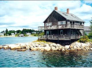 Little Island House: Two-apts., rent one or both - Bernard vacation rentals