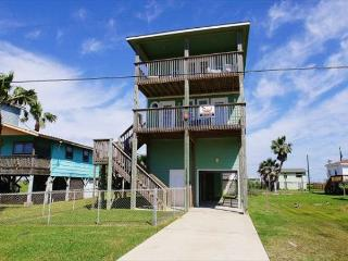 Attitude Adjustment is a great beach-side house located in Sunny Beach! - Galveston vacation rentals