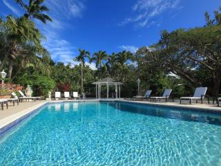 Vistamar Villa on Sandy Lane Estate, Barbados - Benicarlo vacation rentals