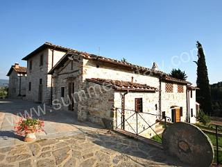 Wonderful 1 bedroom Grassina Ponte a Ema House with Deck - Grassina Ponte a Ema vacation rentals