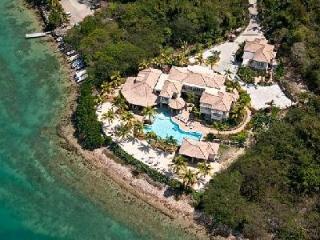 A La Mer - Spectacular Waterfront Villa on Great Cruz Bay - Saint John vacation rentals