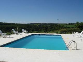 4 cottages:  large swimming pool & stunning views - Poitou-Charentes vacation rentals