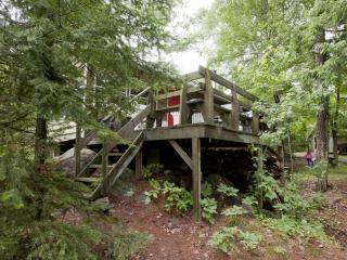 The Lookout - 3 bedroom Water front Cottage - Bancroft vacation rentals