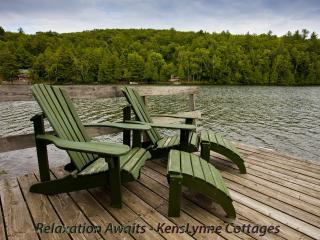 Boathouse - 2 Bedroom Lake front Cottage! - Bancroft vacation rentals