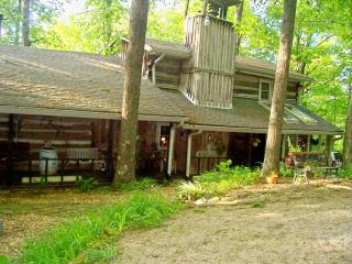 Highland House Log Cabin B&B LLC - Shoals vacation rentals