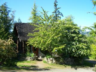 Famous Gnome House Chalet in Sunny Deer Harbor - Orcas Island vacation rentals