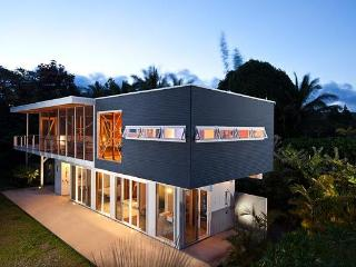 Modern architectural gem on Hawaii's Puna coast - Puna District vacation rentals