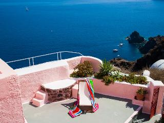 PINK & BLUE Cave Houses HOT TUB Panor Caldera View - Oia vacation rentals