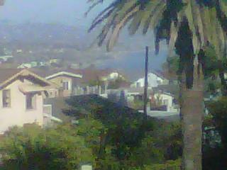 Coastal View from the unit\'s front Room - Paradise/ Ocean Views. Condo Monthly 100%..clean - Dana Point - rentals