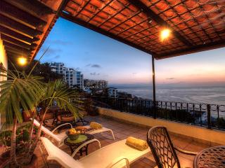 Penthouse Above Los Muertos Beach, Ocean Views - Puerto Vallarta vacation rentals
