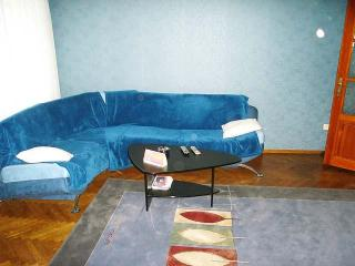 A spacious flat for 6 people - Lviv vacation rentals