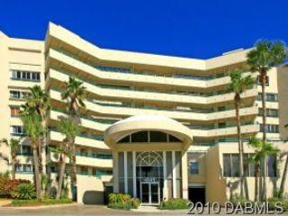 Beautiful Beach Front Ponce Inlet Condo The Towers - Image 1 - Ponce Inlet - rentals