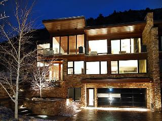 Stunning Contemporary Home with Aspen's best view - Aspen vacation rentals