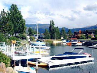 Fabulous Waterfront-Dock-Spa-Theater-PoolTable-Wif - South Lake Tahoe vacation rentals