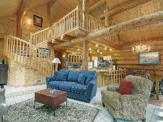 Elena Log Home - Lopez Island vacation rentals