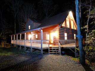Bright 4 bedroom West Jefferson Cabin with Deck - West Jefferson vacation rentals