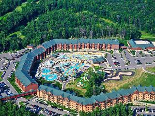 Glacier Canyon Condo free Wilderness Waterpk Pass - Wisconsin Dells vacation rentals