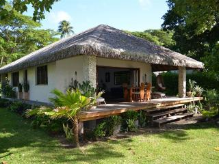 Otemanu Cottage -  Absolutely Waterfront! - Vanuatu vacation rentals