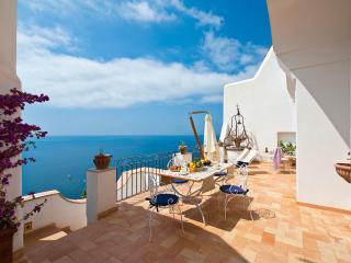 Amalfi Coast Villa in Positano with Views - Villa Galli - Positano vacation rentals
