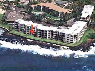 Kuhio Shores 115, Oceanfront on Poipu Beach Kauai - Poipu vacation rentals