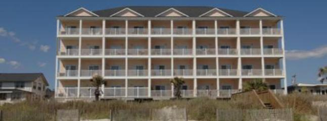 View from the ocean - Unit302/8 BDRM/Pool Table/WiFi/Ocean View Decks - North Myrtle Beach - rentals