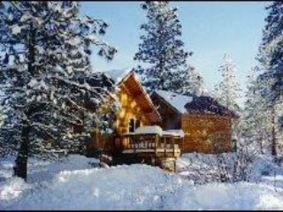 1 bedroom Cabin with Deck in Winthrop - Winthrop vacation rentals