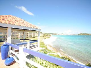BELL'MARE...endless visions of blue await you at this affordable oceanfront villa - Dawn Beach vacation rentals