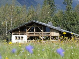 Spacious Chalet with Deck and Internet Access - Chamonix vacation rentals
