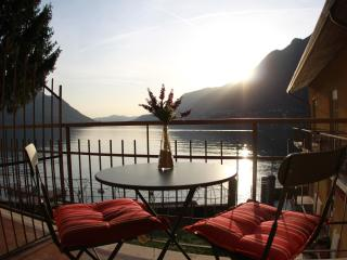 BEACHFRONT  VILLA -  Paradiso  -  w/Lake Views - Como vacation rentals