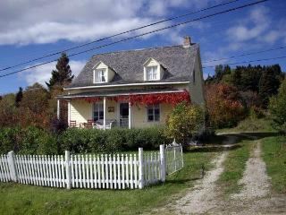ancestral house, port au persil ,quebec canada - Port-au-Persil vacation rentals