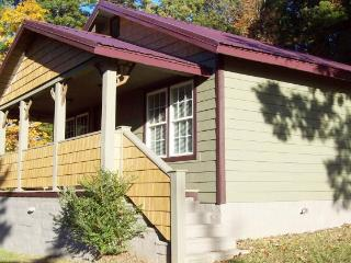 Cozy 2 bedroom Candler Cottage with Internet Access - Candler vacation rentals