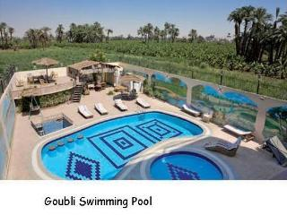 Neith at Flats in Luxor, swimming pool, restaurant - Luxor vacation rentals