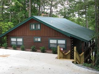 Nice Cabin with Deck and A/C - Blairsville vacation rentals