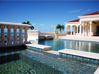 LES JARDINS DE BELLEVUE...Spetacular, one of a kind deluxe villa with - Marigot vacation rentals